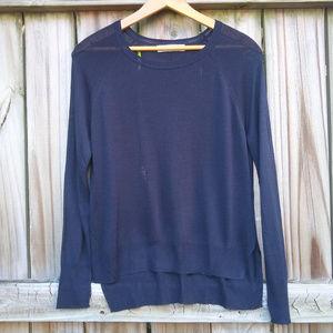 ☀️50% OFF SALE☀️ Zara Dark Blue Sweater